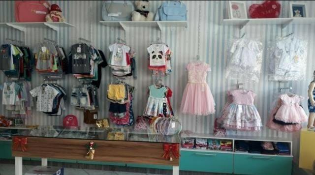 Vendo loja infantil centro da Palhoça