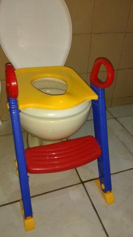 Vendo Assento p sanitário