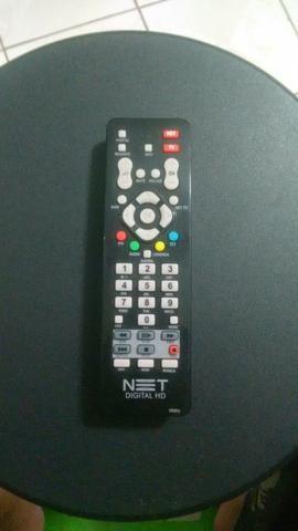 Controle remoto net