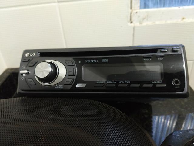 Troco Rádio MP3, par de 6x9 e 6 polegadas