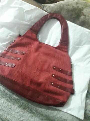 d9caa71ca4 Bolsa vermelha Luz da Lua, R$200 - Bolsas, malas e mochilas - Santo ...