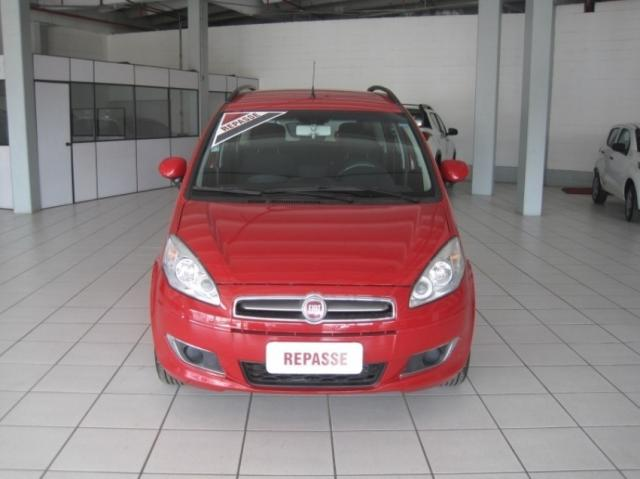 Fiat Idea IDEA ATTRACITVE 1.4 8V MANUAL 4P