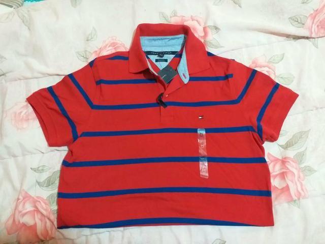 4fba33225 Camisas polo Tommy Originais - Roupas e calçados - Centro, Rio de ...
