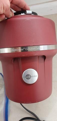 In sink erator evolution select plus