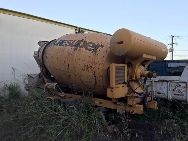Balão Betorneira Completa P/caminhão