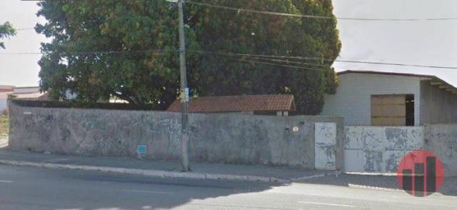 Galpão para alugar, 600 m² por R$ 4.500,00/mês - Barra do Ceará - Fortaleza/CE