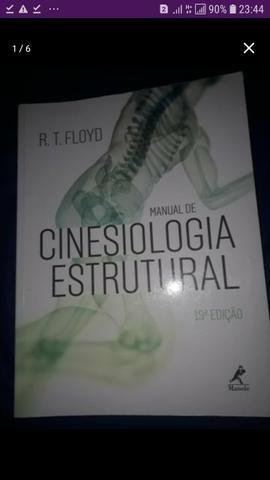 Três livros: Bases Biomecânicas, fisiologia e Cinesiologia estrutural - Foto 3