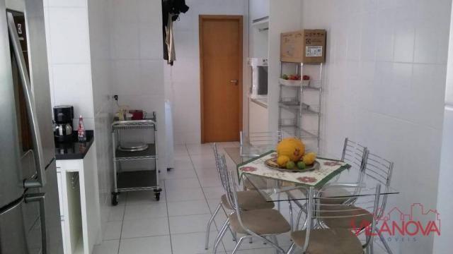 Apartamento com 3 dormitórios à venda, 130 m² por r$ 1.000.000,00 - altos do esplanada - s - Foto 6