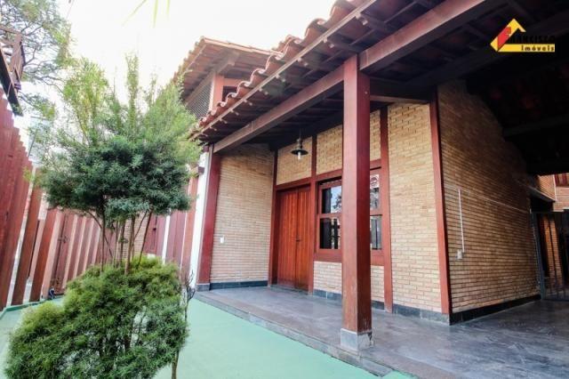 Casa Comercial para aluguel, 3 quartos, 4 vagas, Centro - Divinópolis/MG - Foto 4