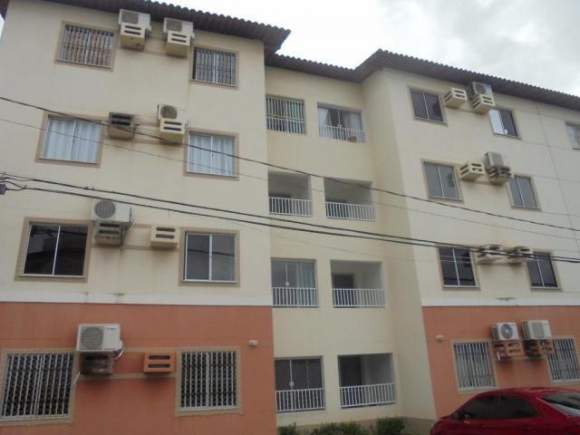 Apartamento com 1 dormitório para alugar por r$ 900,00/mês - turu - são luís/ma