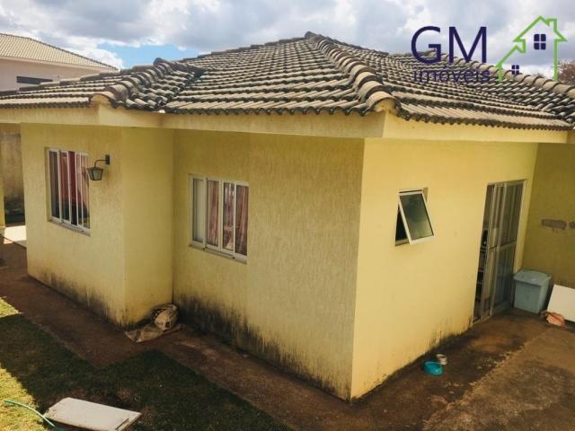 Casa a venda / condomínio rk / 03 quartos / churrasqueira / aceita casa de menor valor com - Foto 3