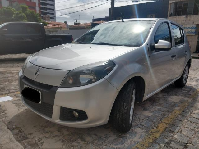 Sandero Expression 1.6 8V Hi-Power de cor Prata