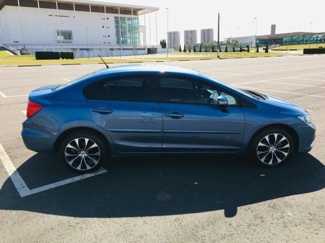Honda Civic 2.0 LXR 2015 Vendo, troco e financio - Foto 5