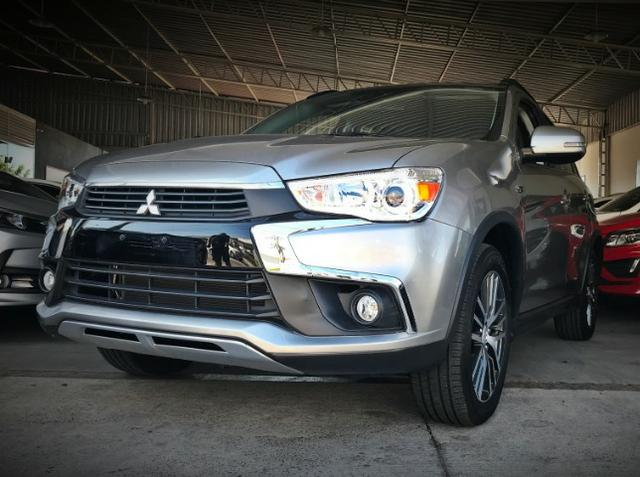 Mitsubishi Asx 4wd Cvt 2.0. Prata 2017/2018 - Foto 2