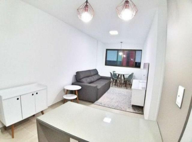 Apartamento quarto e sala mobiliado Edf. Le Grand - 42M² - Foto 7