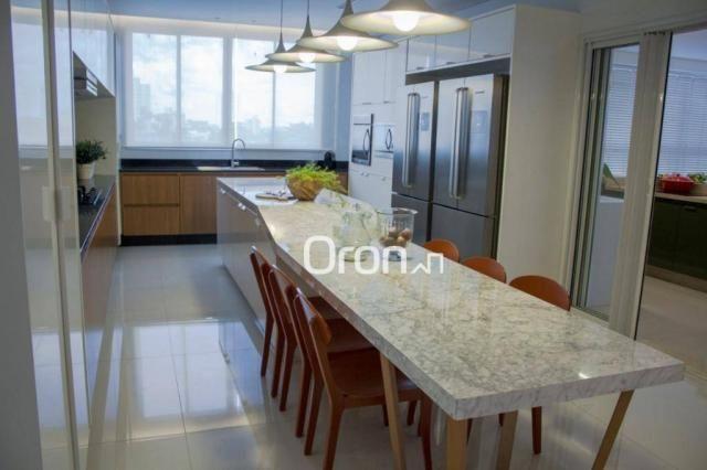 Apartamento com 5 dormitórios à venda, 488 m² por R$ 3.300.000,00 - Setor Nova Suiça - Goi - Foto 20