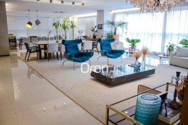 Apartamento com 5 dormitórios à venda, 488 m² por R$ 3.300.000,00 - Setor Nova Suiça - Goi - Foto 7