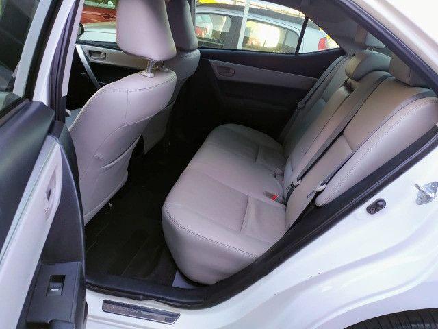 Toyota Corolla Xei 2017 aut (2ºdono) Repasse - Foto 5