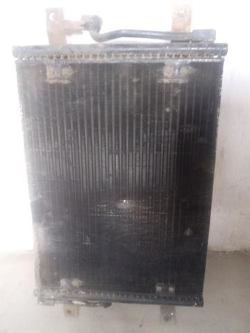 Condensador de ar palio do fiat siena