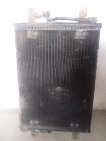 Condensador de ar palio do fiat siena - Foto 2