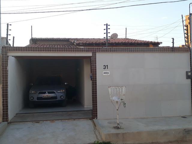 VENDOU OU TROCO por apartamento uma linda casa no Bairro Fernando Idalino Bezerra. - Foto 2