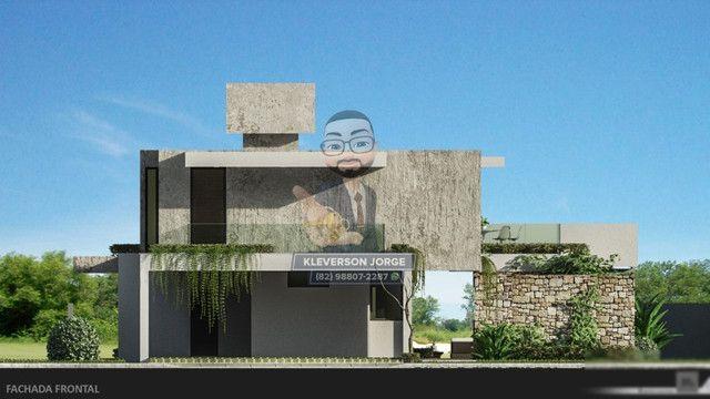 Casa - Condomínio Laguna - Marechal Deodoro - Acabamento de alto nível - Foto 4
