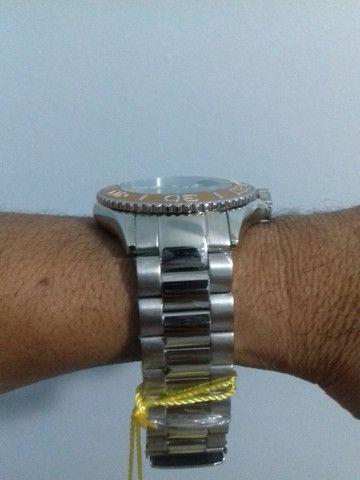 Relógio Invicta 300metros Importado de mergulho profissional de quartzo (modelo: 28767) - Foto 5