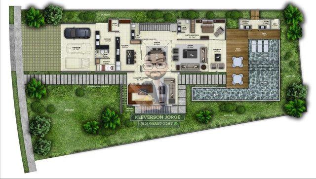 Casa - Condomínio Laguna - Marechal Deodoro - Acabamento de alto nível - Foto 8