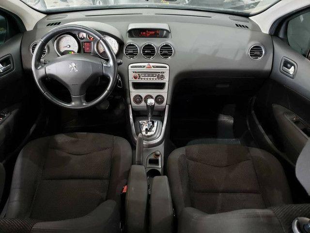 Peugeot 408 Allure 2.0 Flex AUT 2012 *S/Entrada   - Foto 4