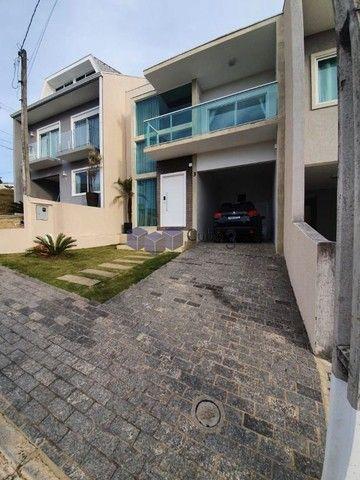Sobrado com 3 dormitórios à venda, 154 m² por R$ 760.000,00 - Abranches - Curitiba/PR