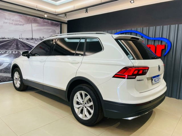 VW TIGUAN ALLSPACE COMFORTLINE 250 TSI 1.4 FLEX 07LG AUT 2019/2020  - Foto 3
