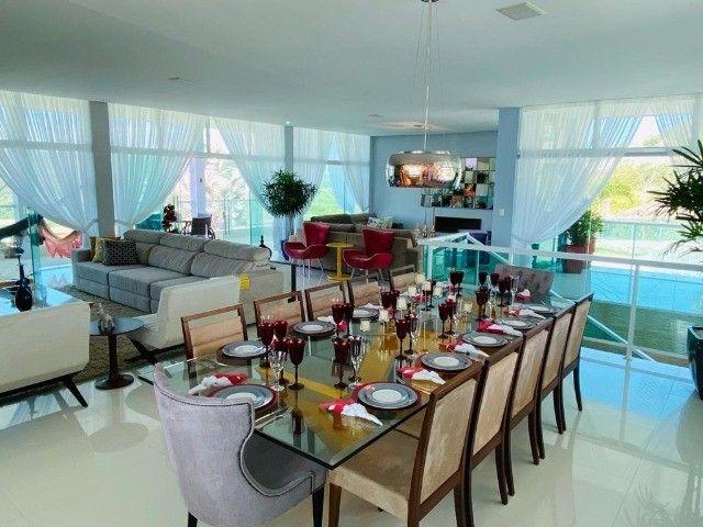 Mansão de alto padrão em Gravatá/1000m/mobiliada/6 suites/Oportunidade - Foto 5