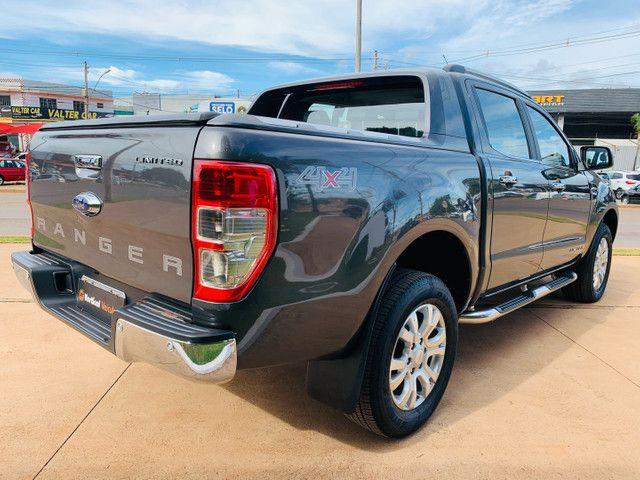 Ranger 3.2 Limited 4x4 CD diesel Automática 2019  - Foto 10