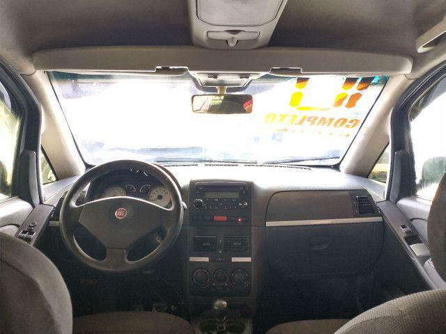 VENDO IDEA ELX 1.8 2010 ( COMPLETO+GNV) ENTRADA+ 48X  534,00 - Foto 6