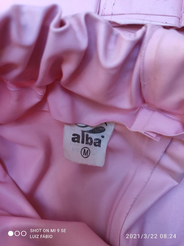 Capa chuva Alba -  rosa - Foto 6