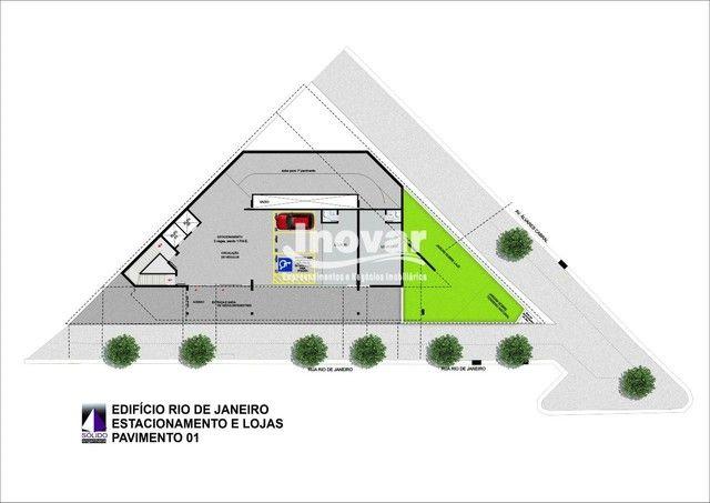 Apartamento à venda, 1 quarto, 1 suíte, 1 vaga, Centro - Belo Horizonte/MG - Foto 3