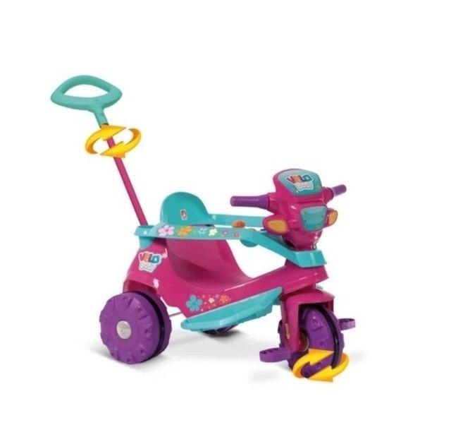 Motoca Triclo Velobaby Semi nova