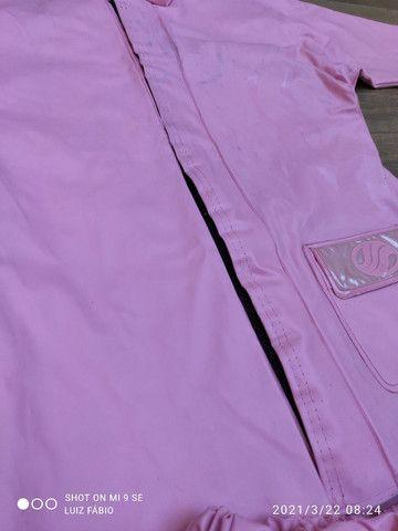 Capa chuva Alba -  rosa - Foto 4