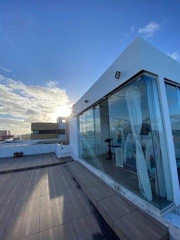 Cobertura beira mar com 4 dormitórios à venda, 498 m² por R$ 3.200.000 - Jatiúca - Maceió/ - Foto 5