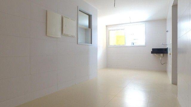 Apartamento com 300m², 4 suítes e sala para 3 ambientes a com vista para o mar de Jatiuca - Foto 12