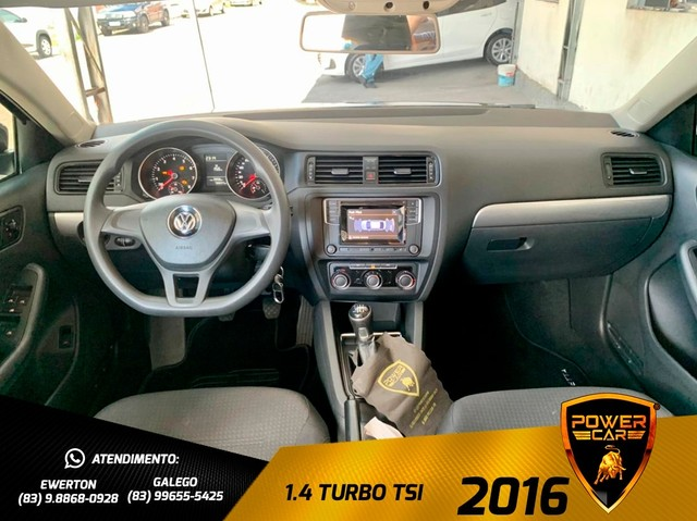 Vw Volkswagen jetta 2016 1.4 Turbo mecânico  - Foto 10