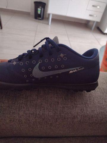 Chuteira Nike Mercurial socyte - Foto 3