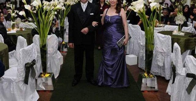 Vestido de Festa Lilas - Dolps