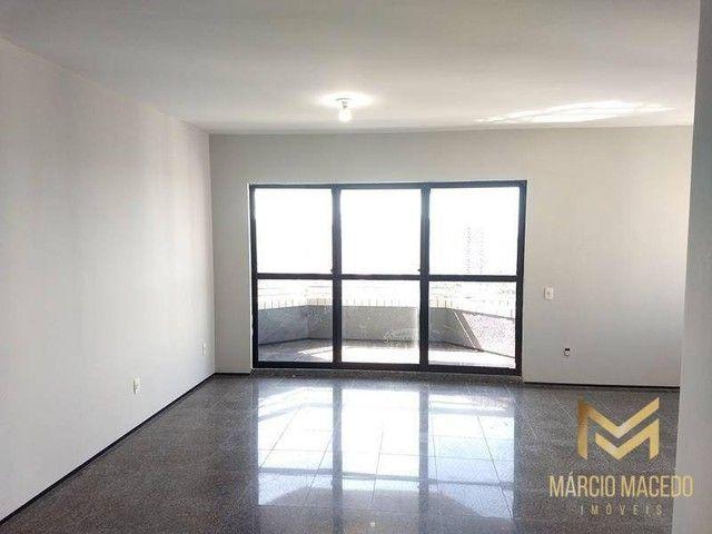 Apartamento com 3 dormitórios à venda, 145 m² por R$ 990.000,00 - Cocó - Fortaleza/CE - Foto 3