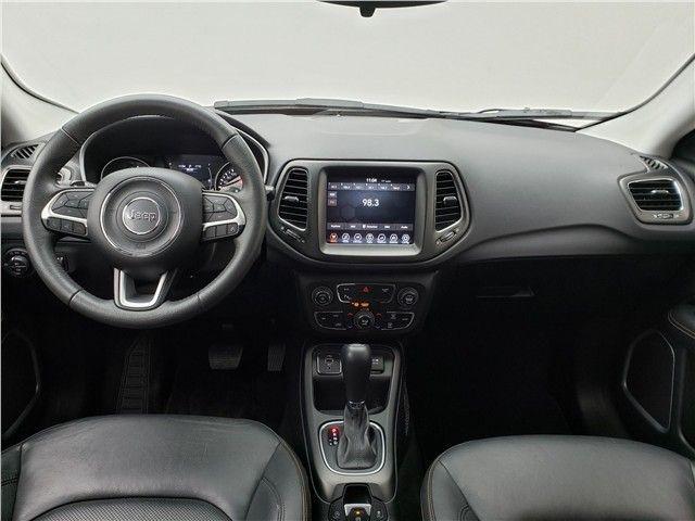 Jeep Compass 2018 2.0 16v flex longitude automático - Foto 12