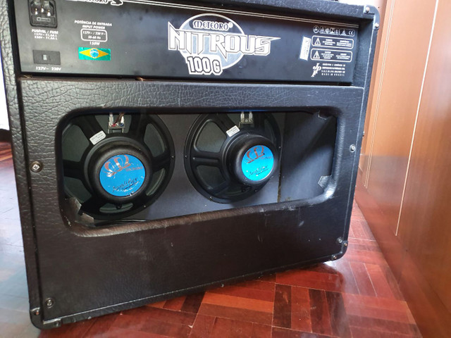 Amplificador Meteoro Nitrous 100G - Foto 5