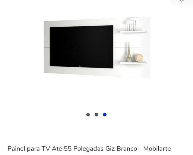 Painel para tv ,até 55 polegadas/Novo - Foto 4