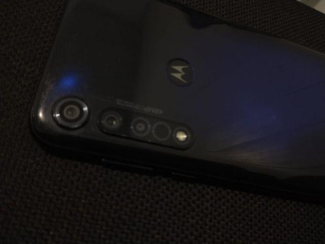 Motorola G8 plus novo