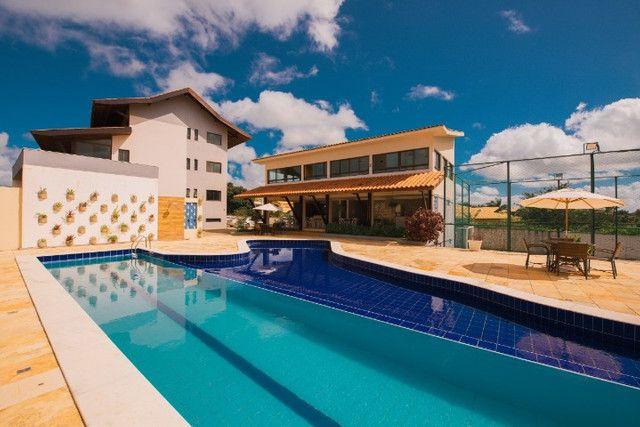 Gravatá - Apartamento com 3 quartos - Piscina - Churrasqueira - Jardim e Lazer  - Foto 2
