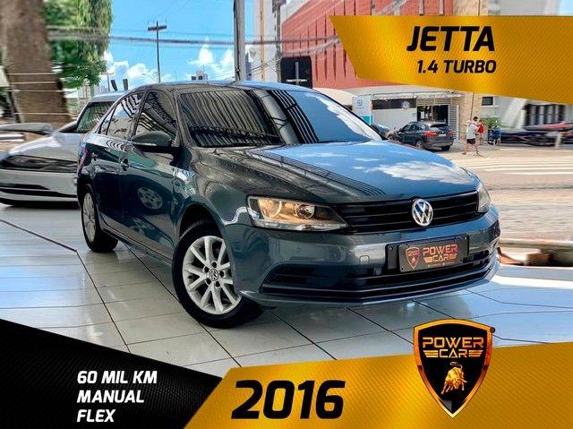 Vw Volkswagen jetta 2016 1.4 Turbo mecânico
